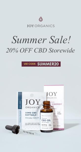 Joy Organics Promotion