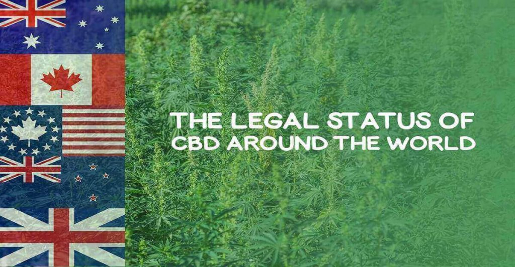Legal status of CBD