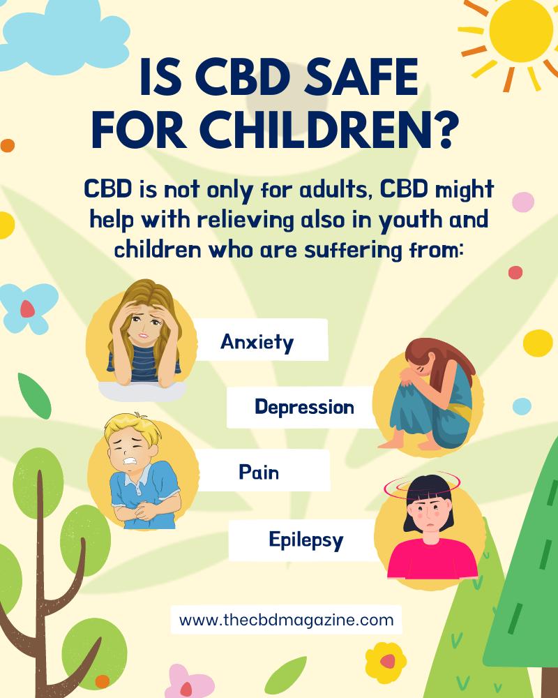 cbd for children