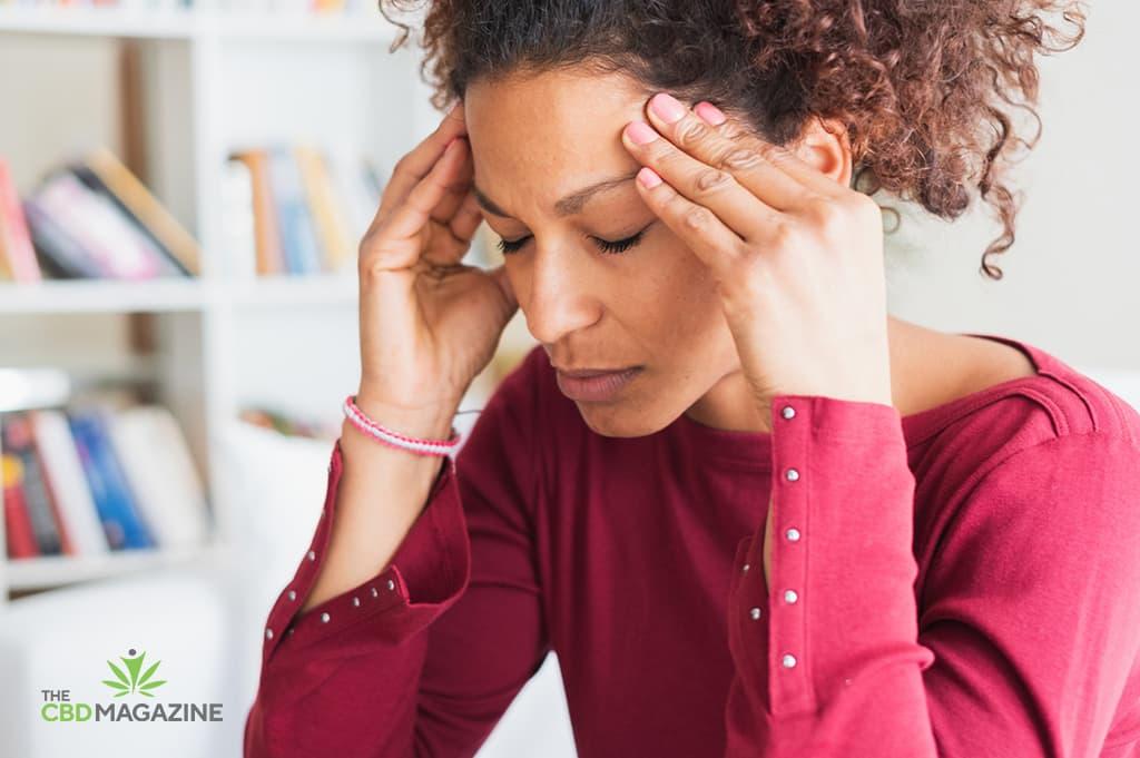 cbd helps migraine pain