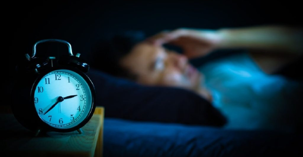 What causes insomnia and poor sleep