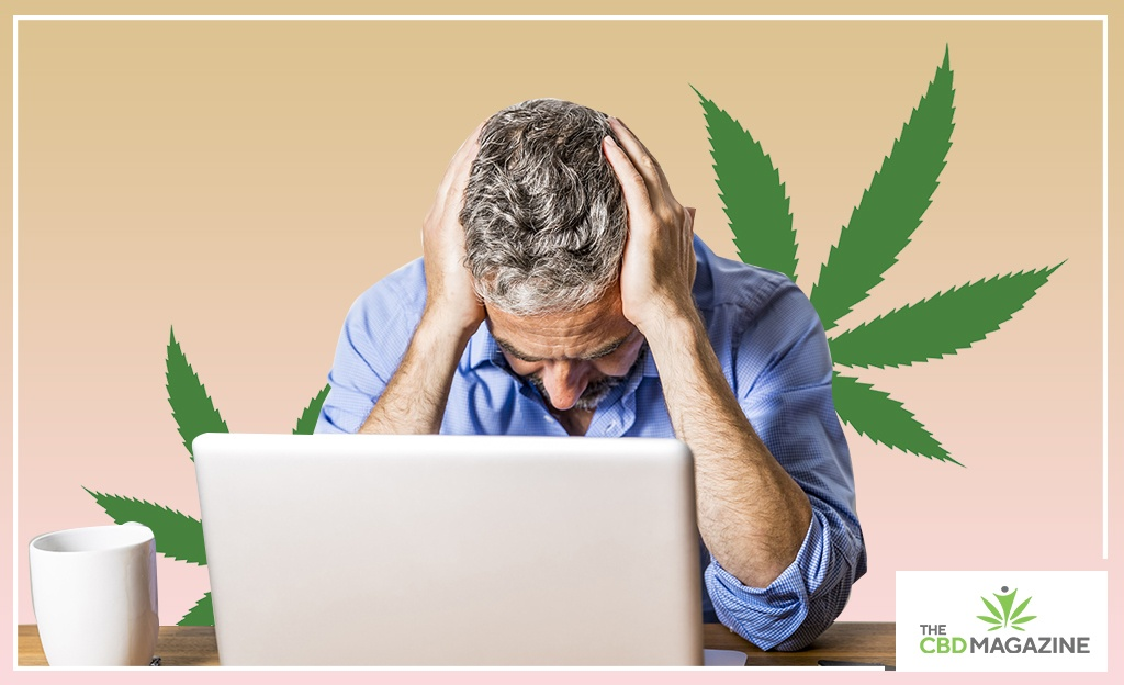 Three ways cbd can help fight work stress