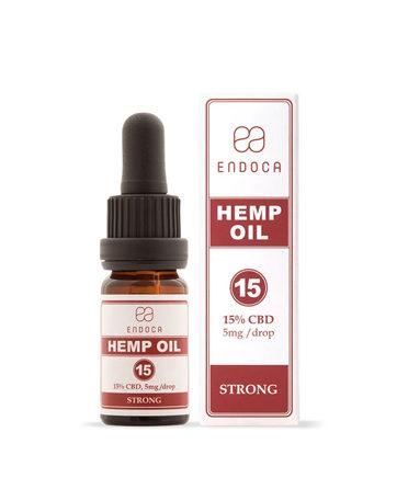 Endoca CBD Oil 1500mg