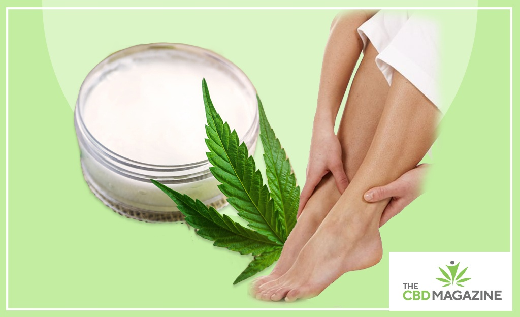 cbd cream for restless leg syndrome