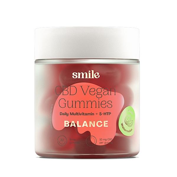 RTS CBD Vegan Gummies Balance Watermelon