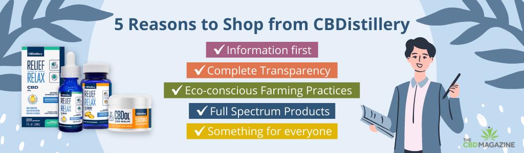 reason to shop cbd