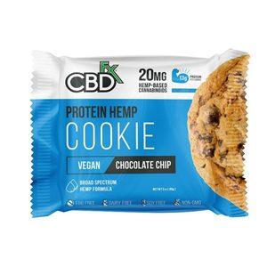 CBDfx CBD Cookies 20mg Broad Spectrum