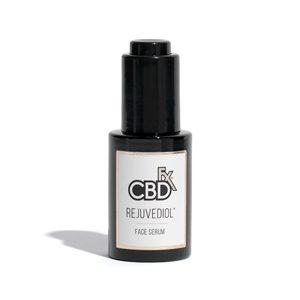 CBDfx Rejuvediol CBD face oil serum 250mg Full Spectrum