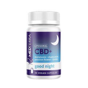 Medterra Liposomal CBD Goodnight (30 capsules)