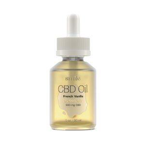 RTS CBD Oil French Vanilla Unwind (500mg)