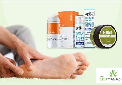 CBD Cream For Plantar Fasciitis